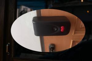 قفل کارتی دربازکن هوشمند کارتی
